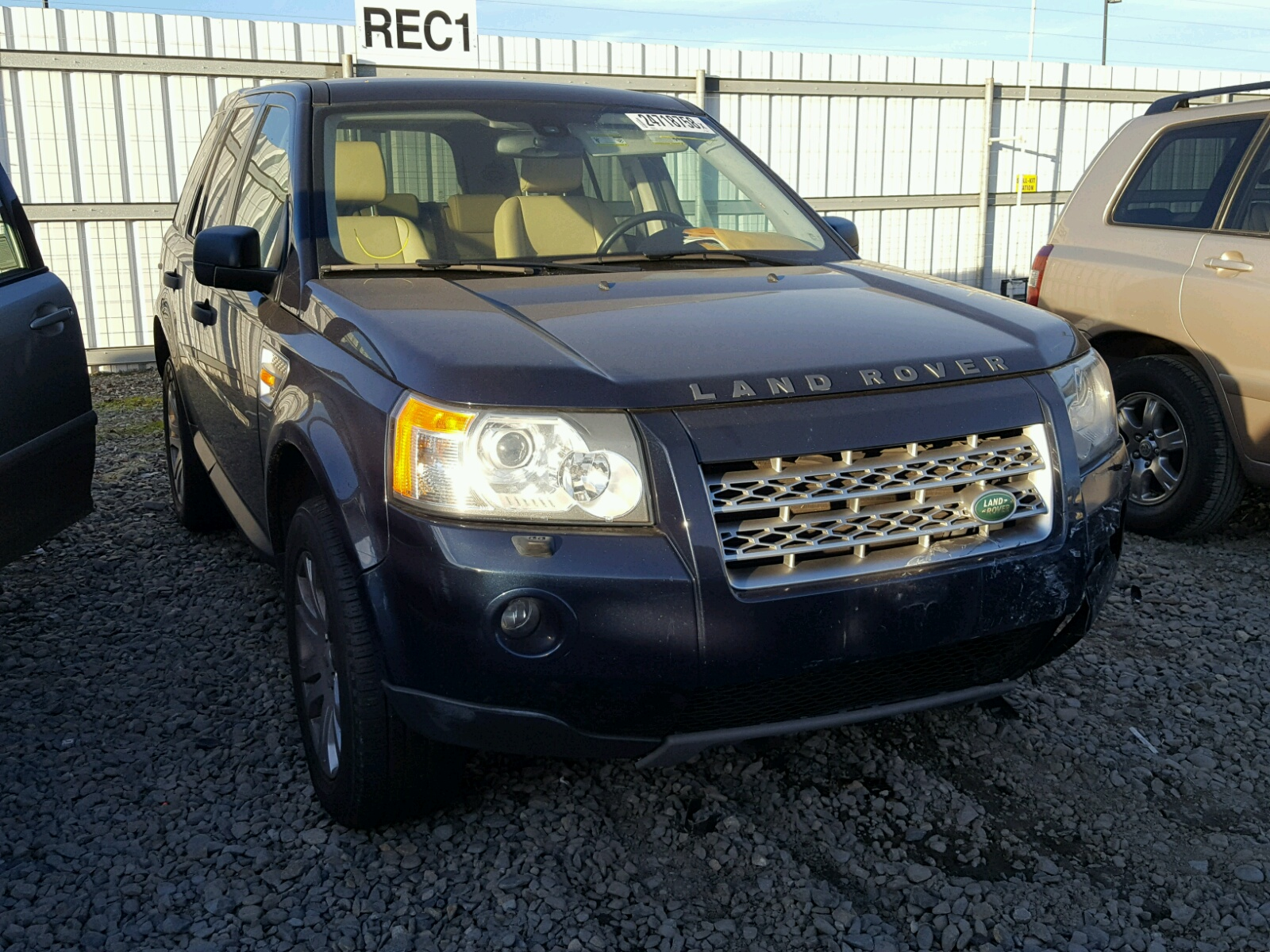 sale auto view for lot carfinder auctions online in ga rover copart certificate se of black on right savannah en landrover tec title land