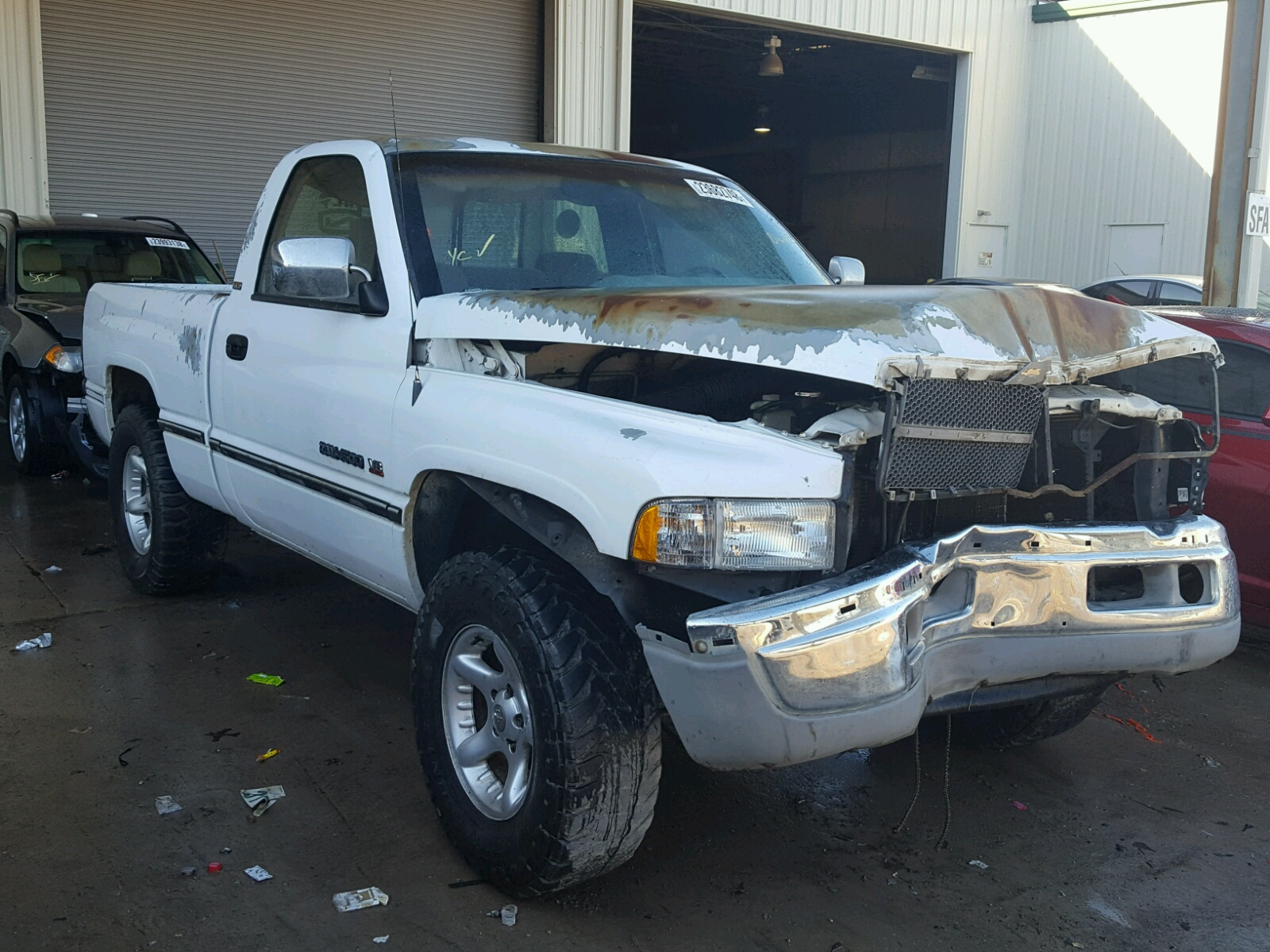 pickup auction item ram october image for truck dodge sold