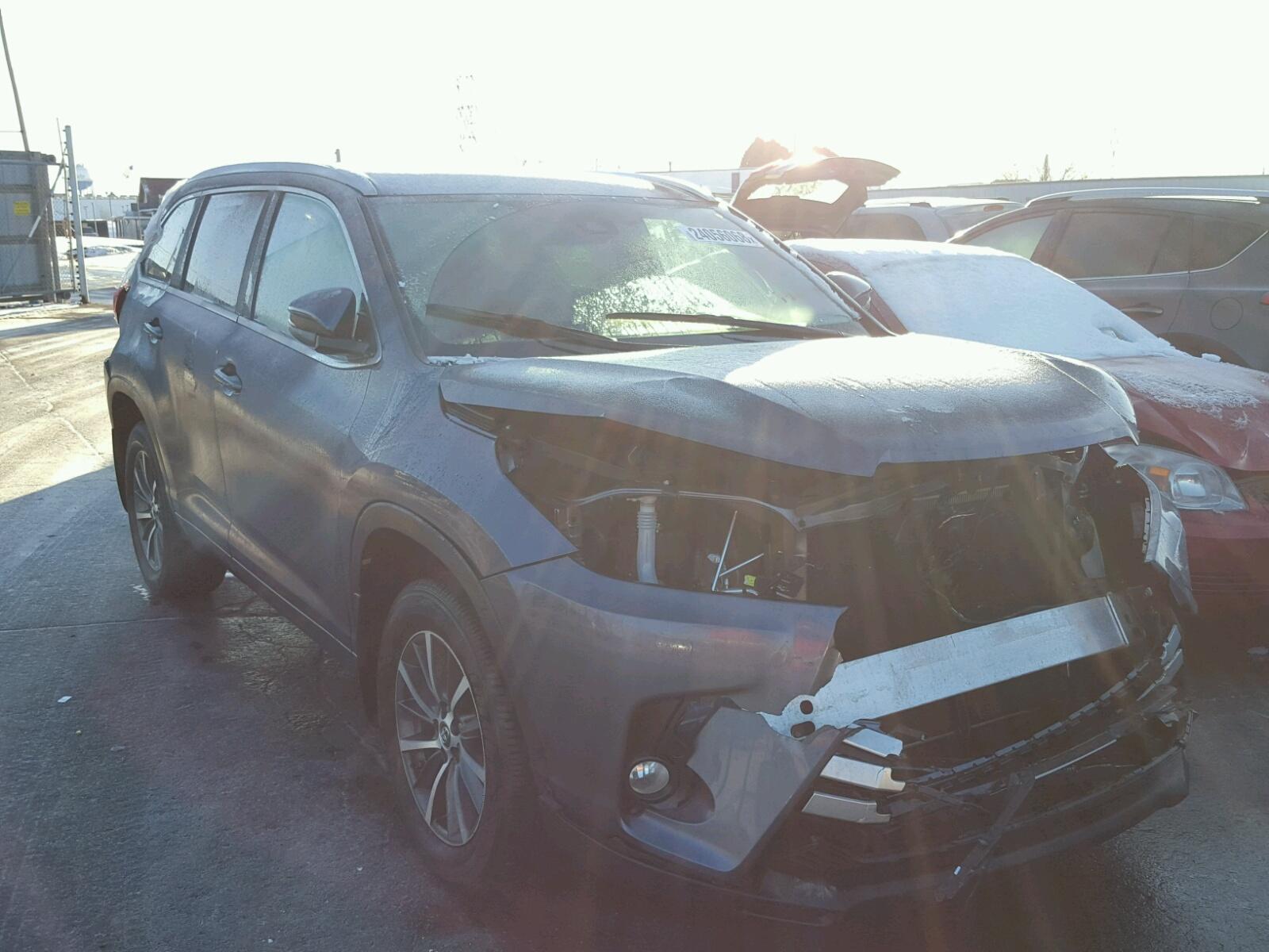Auto Auction Ended On Vin 2t3bfrev7gw489535 2016 Toyota