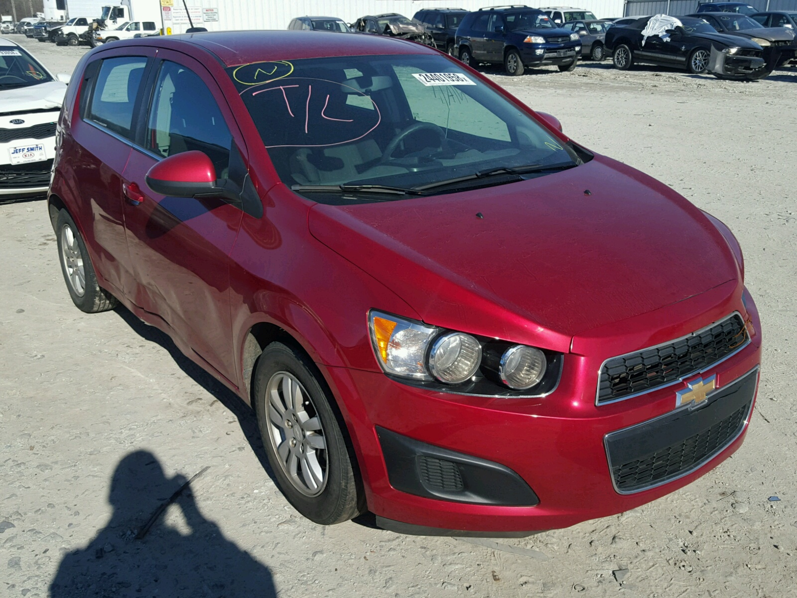 chevrolet full automotive hatchback empire index sonic lt group listings