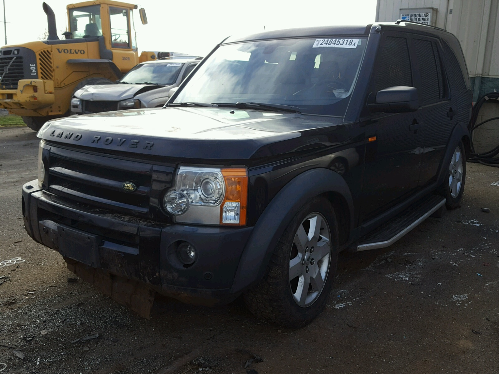 in rover for auctions carfinder se right rebuilt landrover of lot copart auto sale title mcallen en tx black cert view online on land