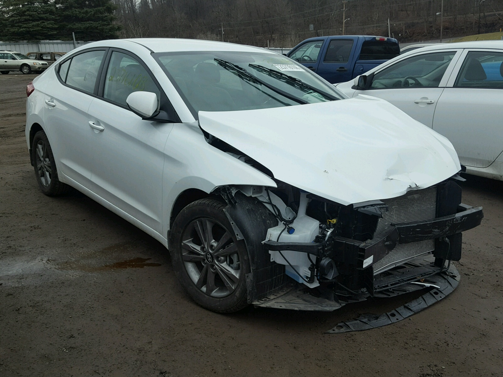 Auto Auction Ended On Vin Kmhdu45d59u781074 2009 Hyundai