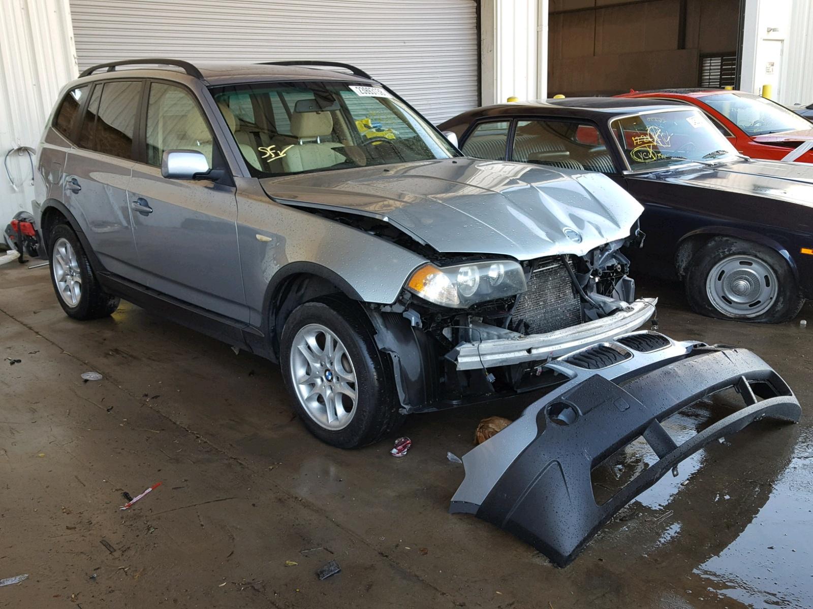 2005 BMW X3 2.5I 2.5L
