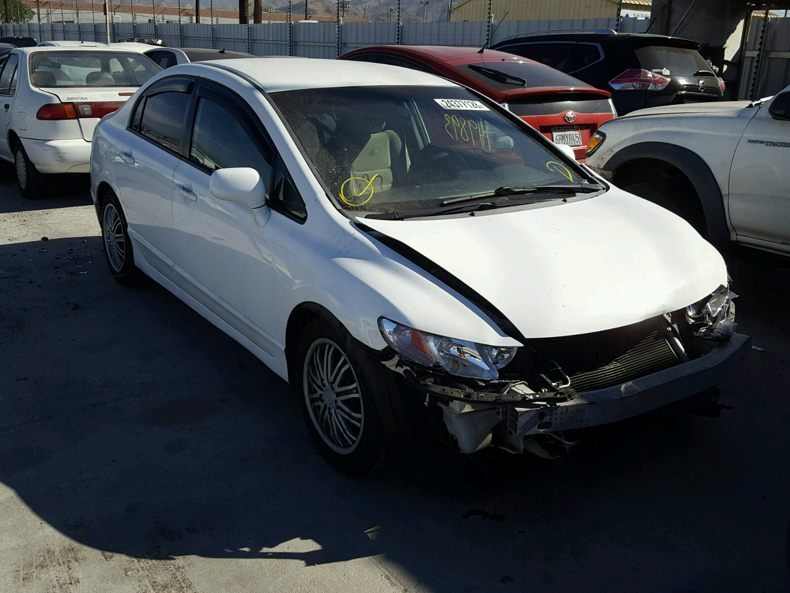 Auto auction ended on vin 1hgcm56313a025134 2003 honda for Sun valley motors sacramento