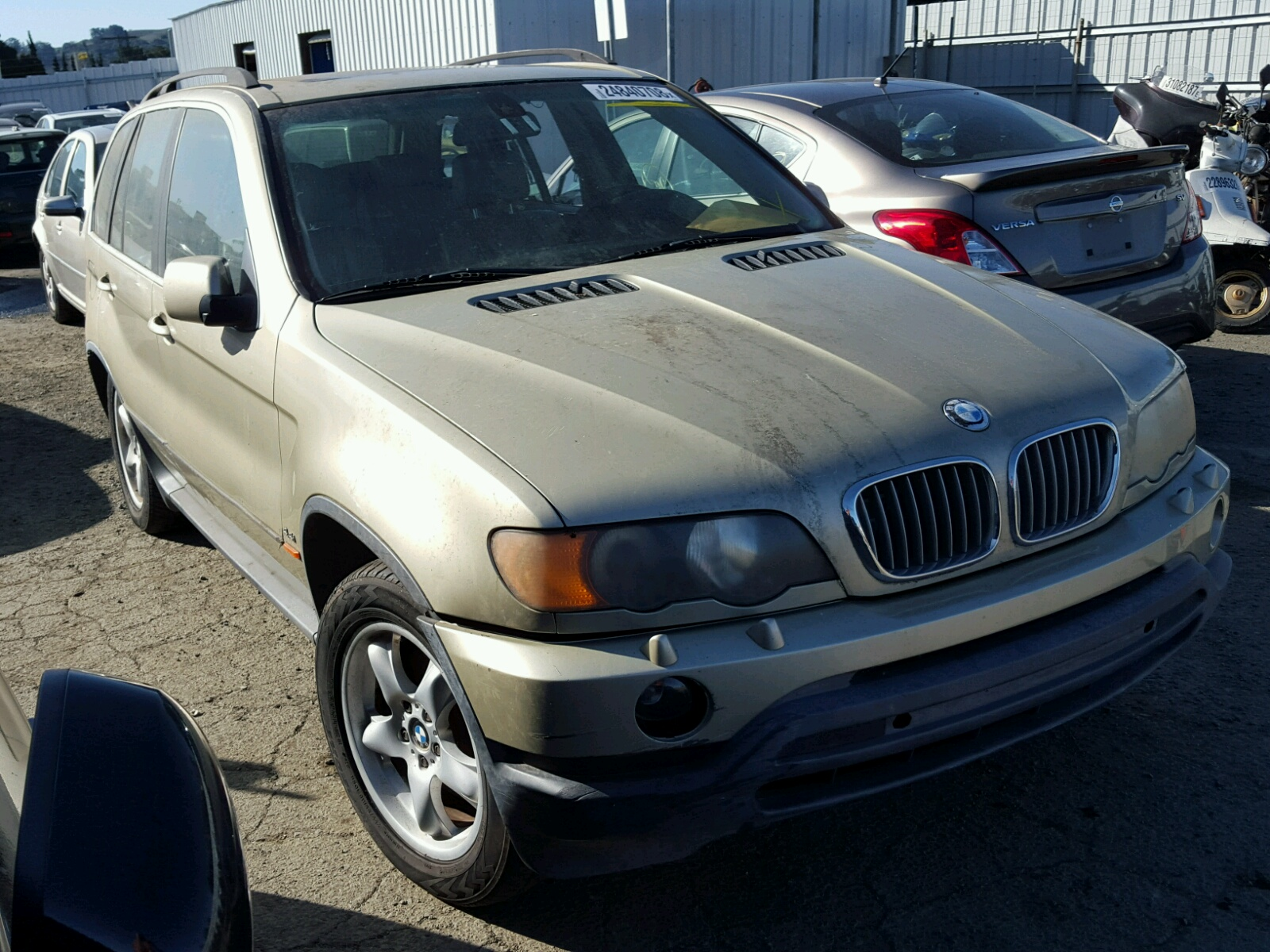 Auto Auction Ended On Vin Wbsbk9338xec44145 1999 Bmw M3