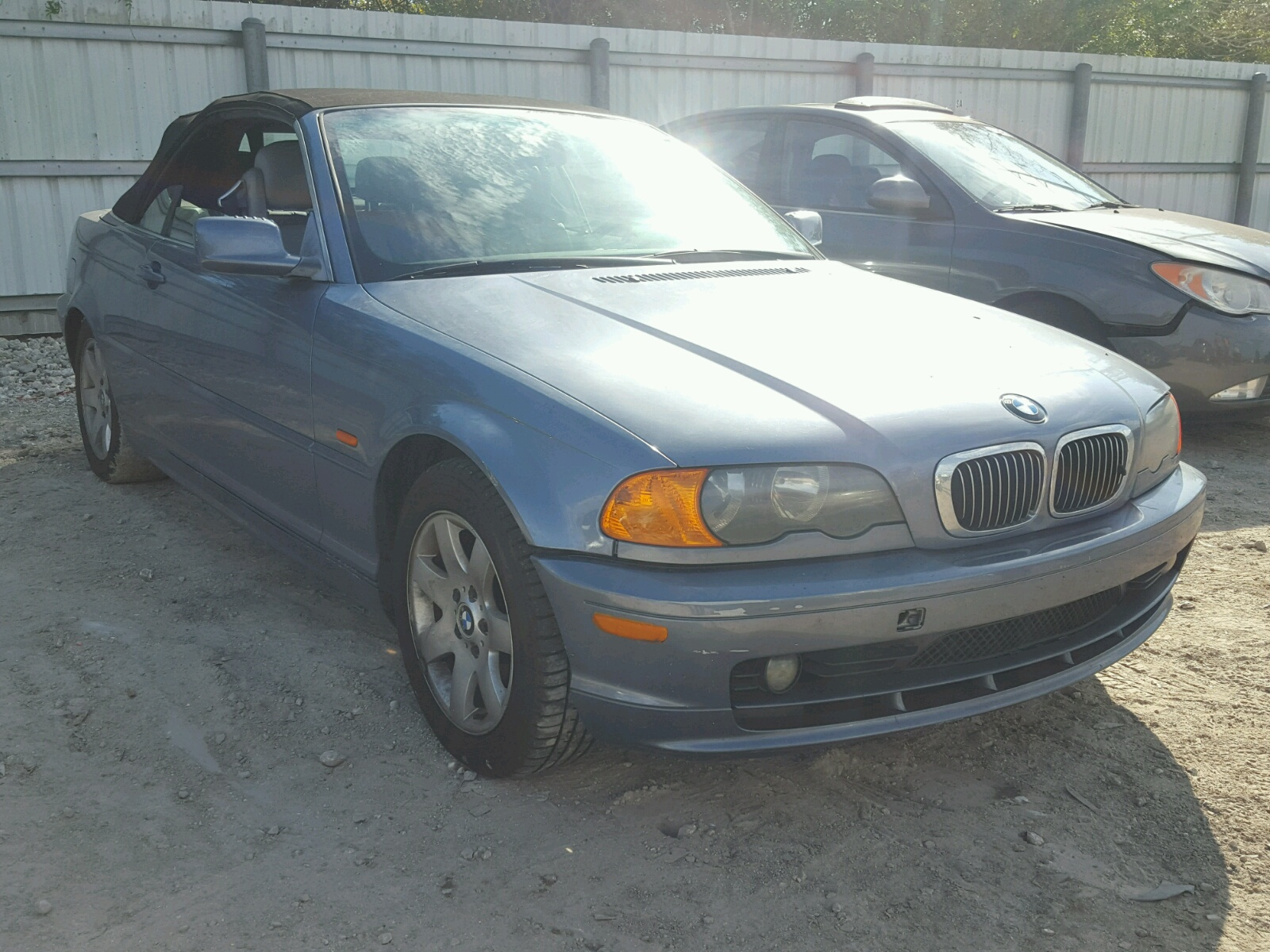 Auto Auction Ended On Vin Wbaam3346yca94663 2000 Bmw 323i In Va Danville