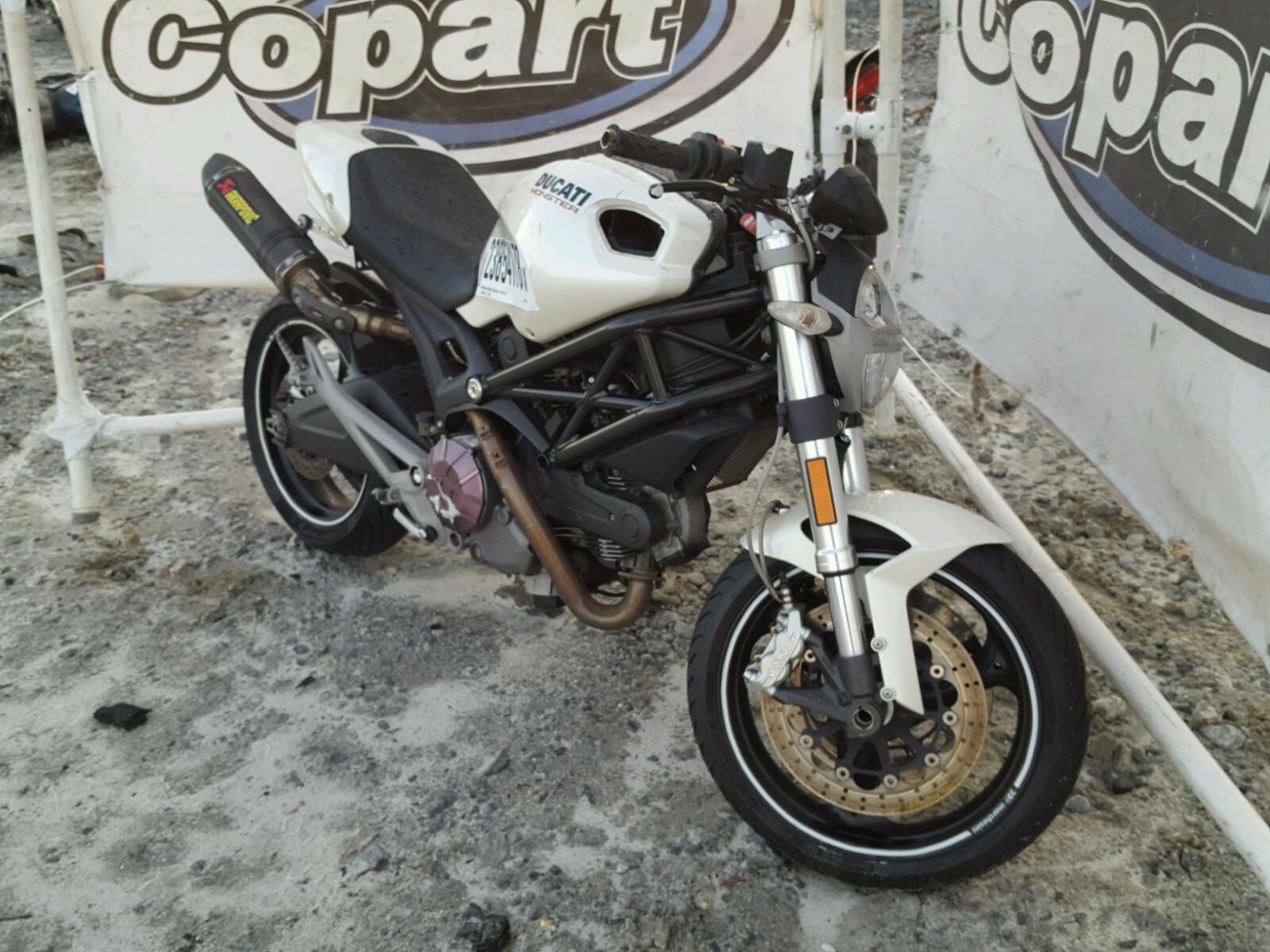 2009 DUCATI MONSTER 69 2