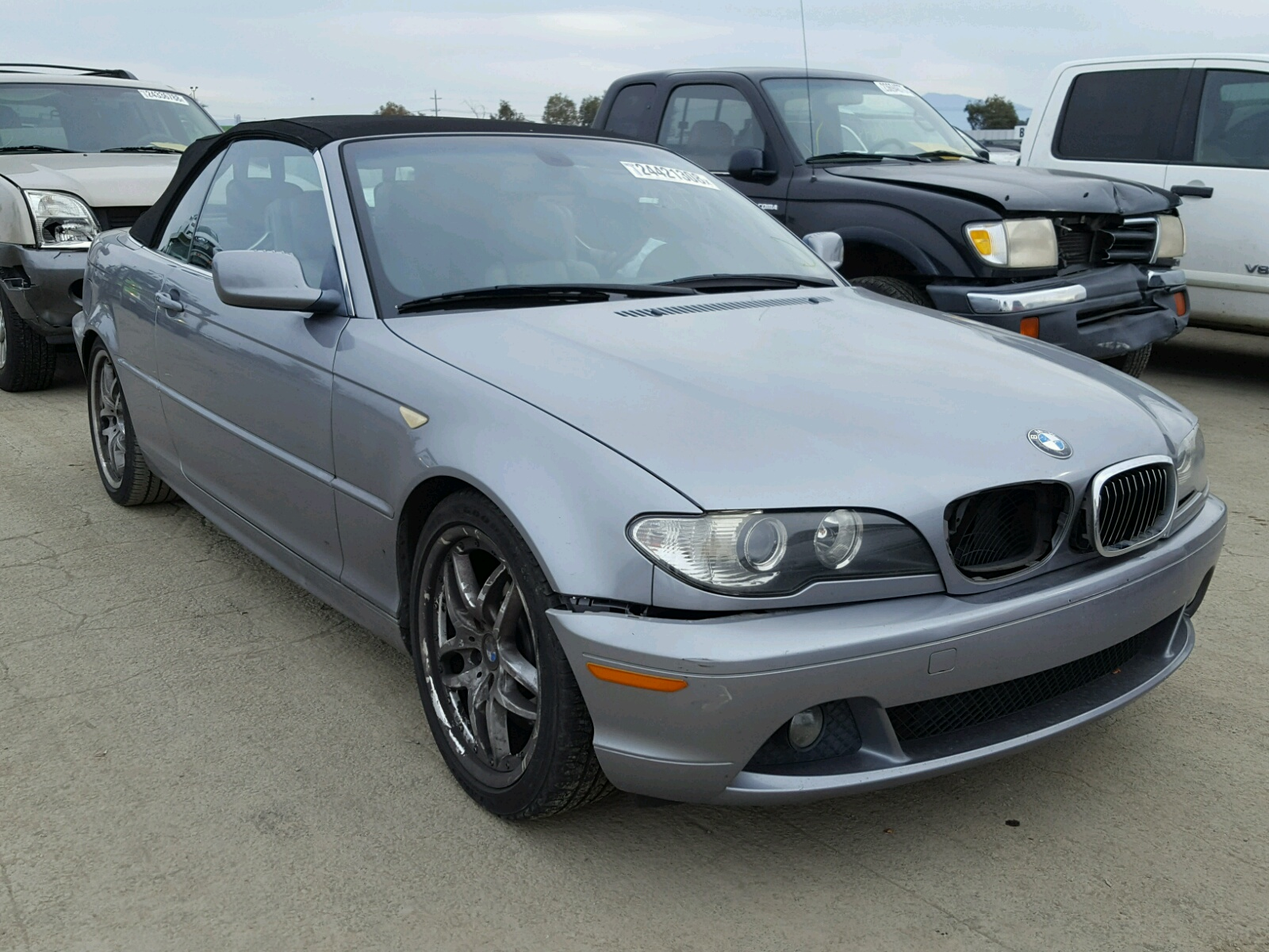 Auto Auction Ended On VIN WBSCDVEE BMW M AUTOMAT - 1997 bmw m3 convertible