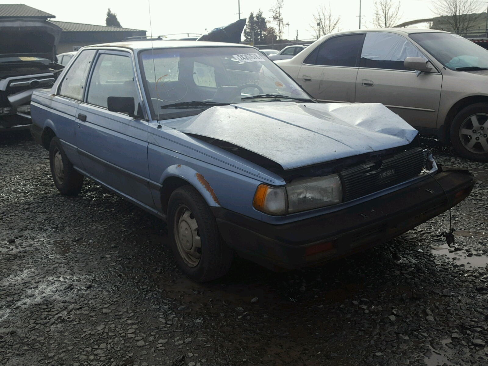 Auto Auction Ended on VIN: JN1GB22S5KU560923 1989 NISSAN ...