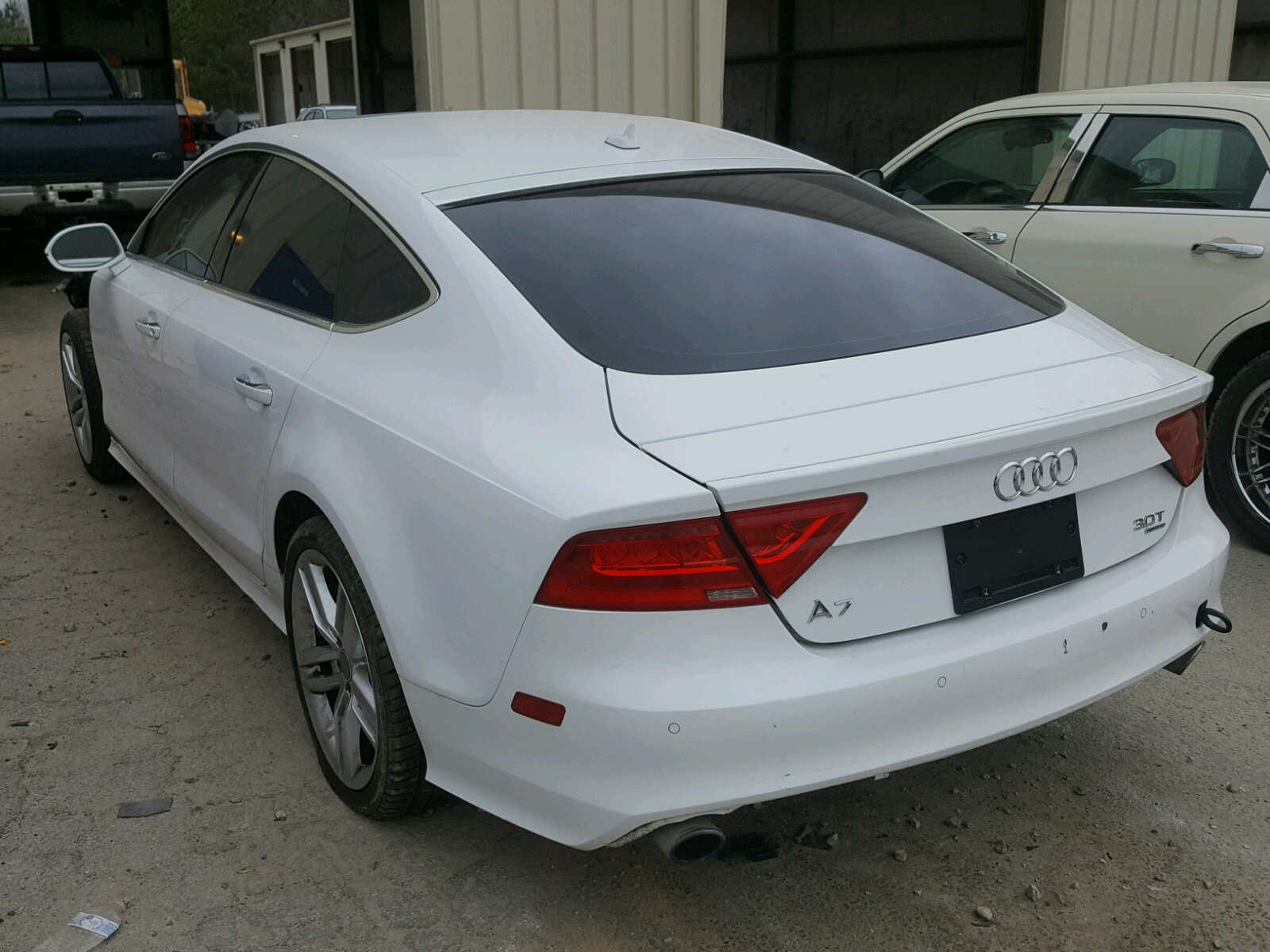 Copart Member Service Number >> 2012 Audi A7 Prestig 3.0L 6 in GA - Atlanta North (WAUSGAFC5CN002505) for Sale – AutoBidMaster.com