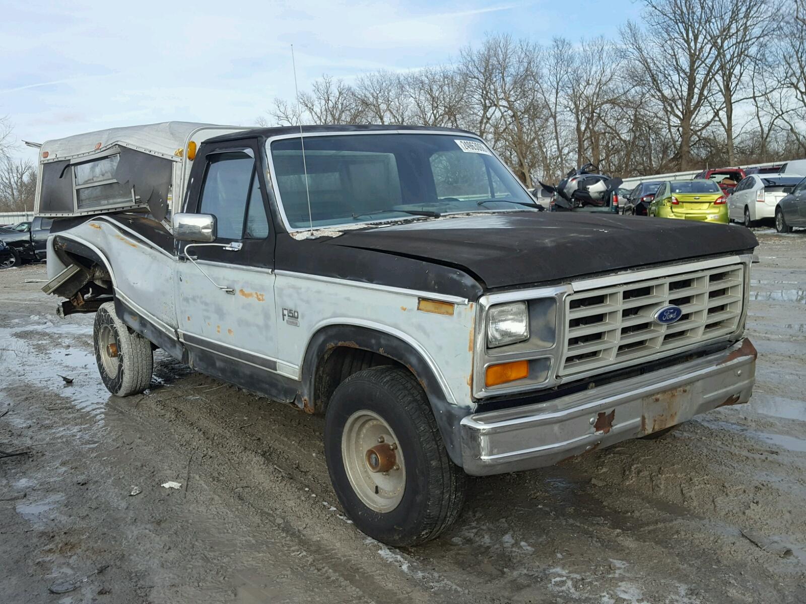 1983 FORD F150 5.0L