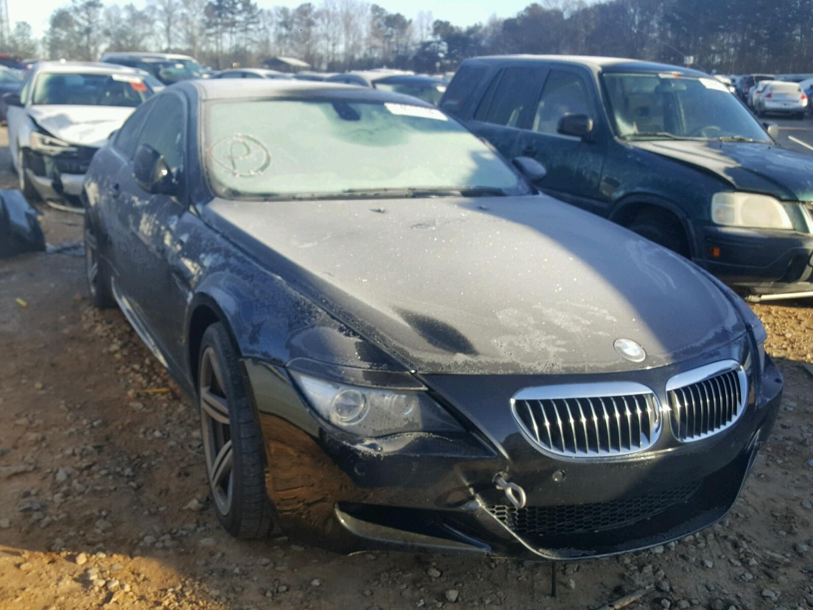 2009 BMW M6 5.0L