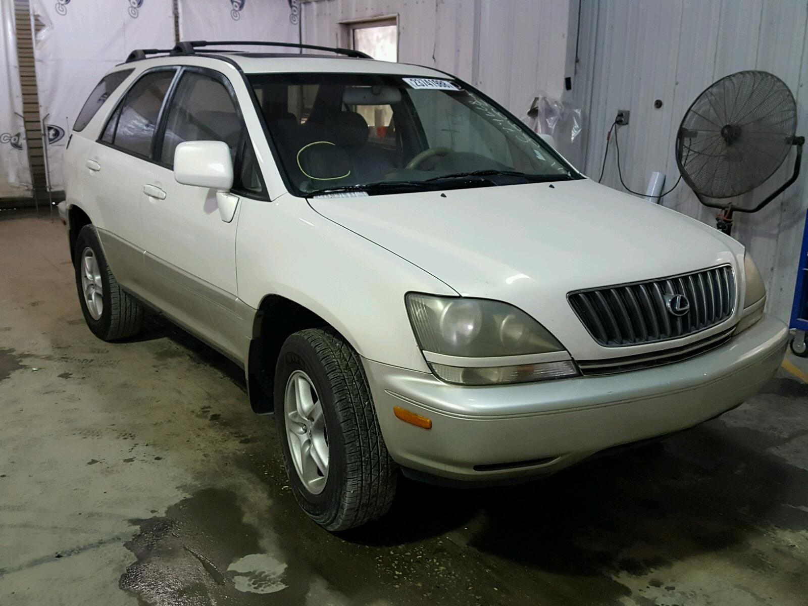 2000 LEXUS RX 300 3.0L