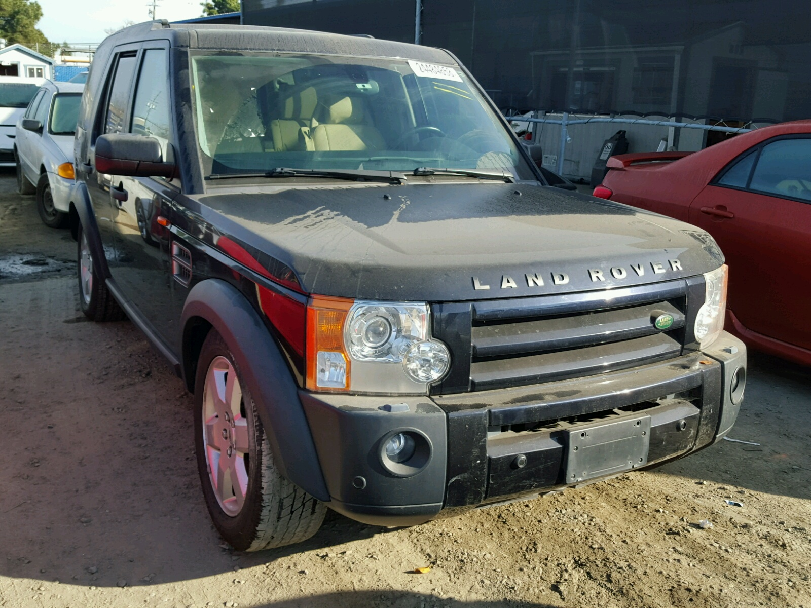 rover land auctions martinez right view on carfinder copart online hse auto ca lot green en salvage for in landrover certificate sale