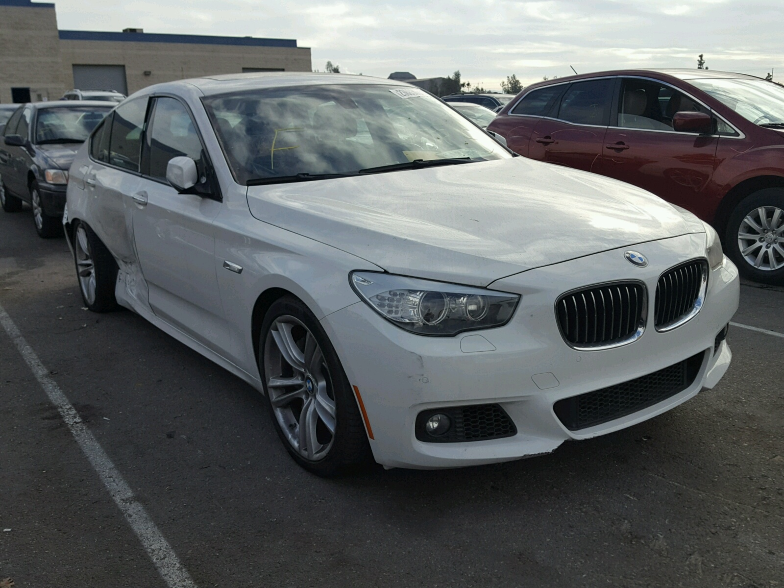 Auto Auction Ended On Vin Wbafr7c58dc822272 2013 Bmw 535 In Tx Houston