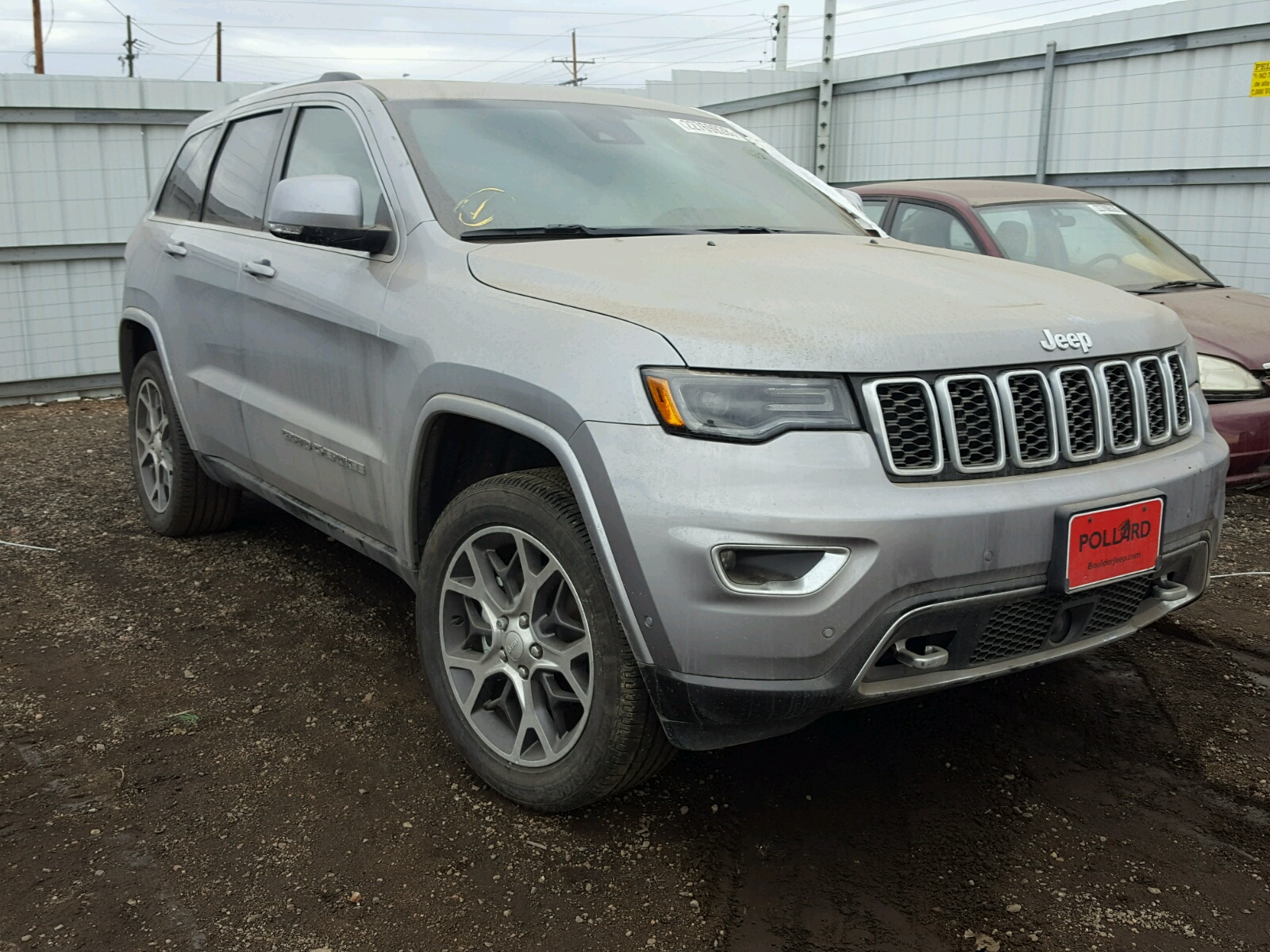 2013 Jeep Grand Cherokee For Sale By Owner In Houston Tx: 2018 Jeep Grand Cherokee For Sale At Copart Brighton, CO