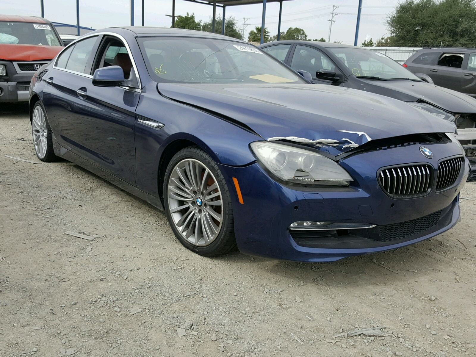 WBABCED BLUE BMW I On Sale In CA SAN DIEGO - 2014 bmw 650