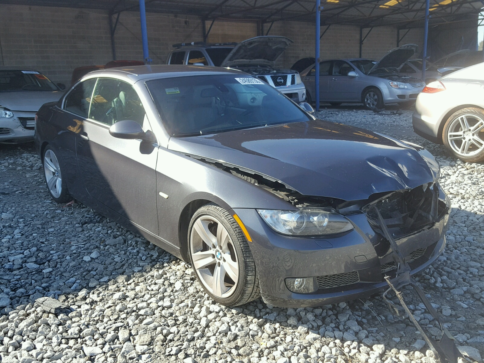 Auto Auction Ended On VIN WBAKFCXCE BMW XI In IL - 2012 bmw 335xi