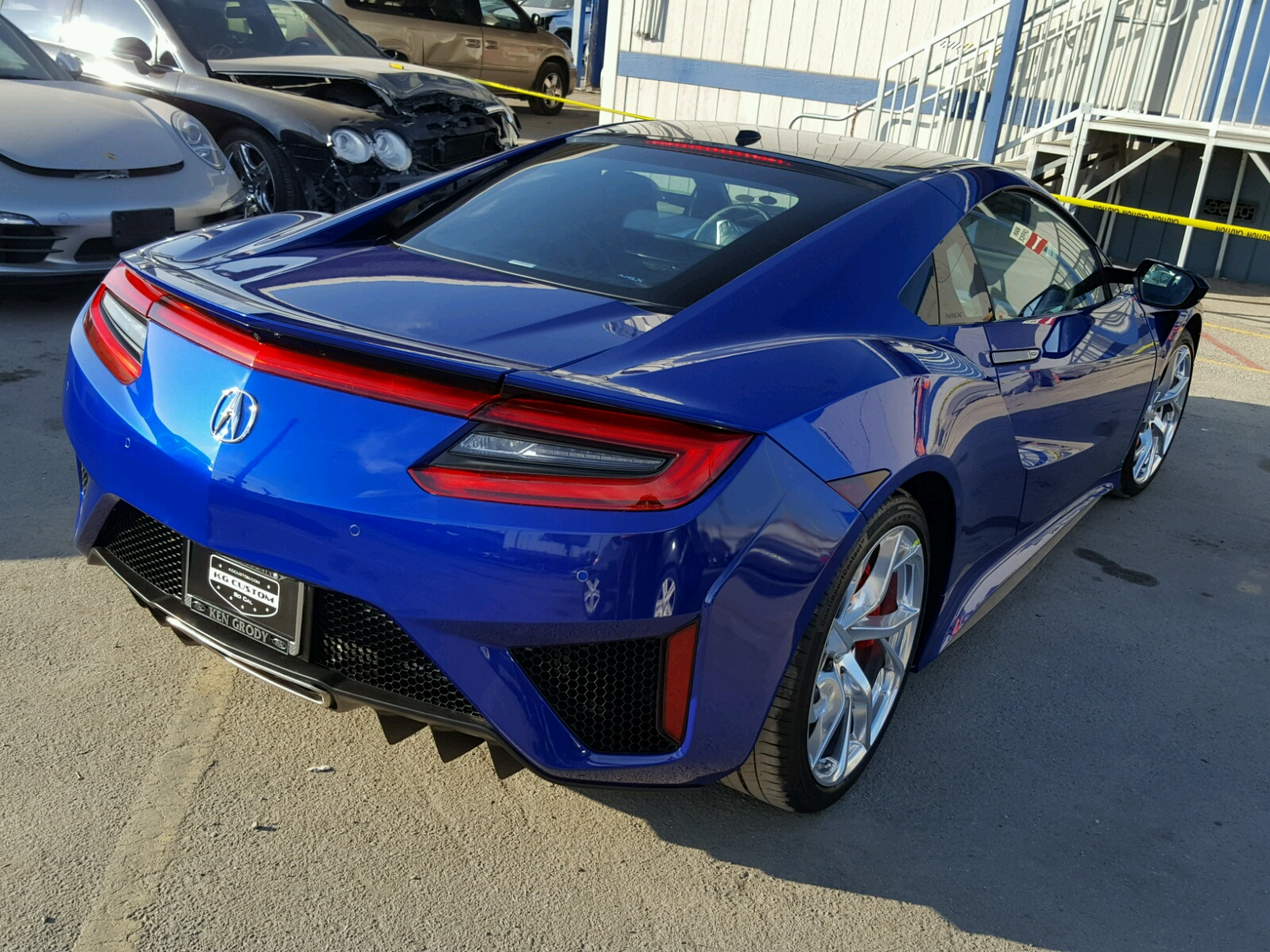 2017 Acura Nsx 3.5L 6 in CA - Los Angeles ...