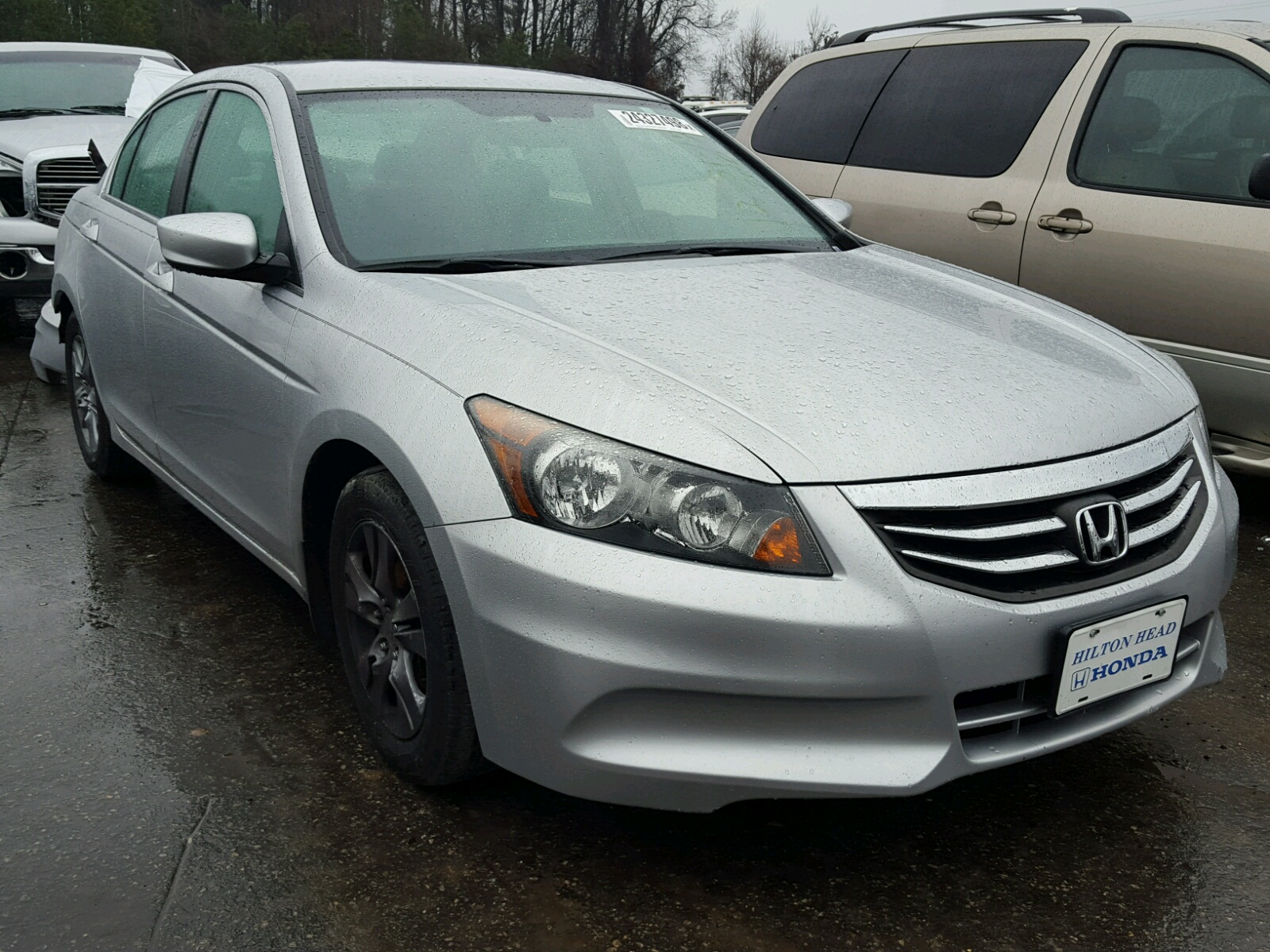 Auto Auction Ended On Vin 1hgcp2f34ca027806 2012 Honda