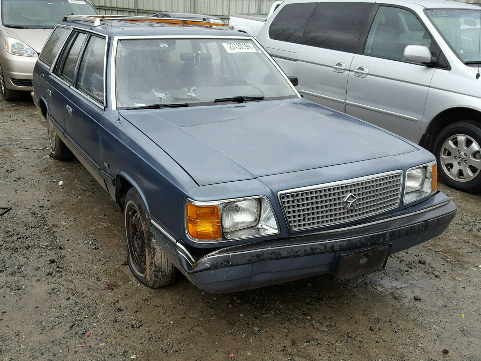 1986 Plymouth Reliant Se