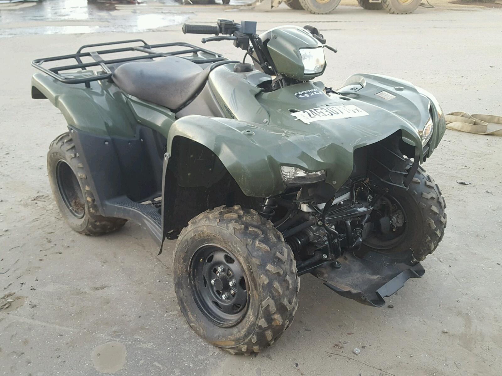 2012 HONDA TRX500 FE 1