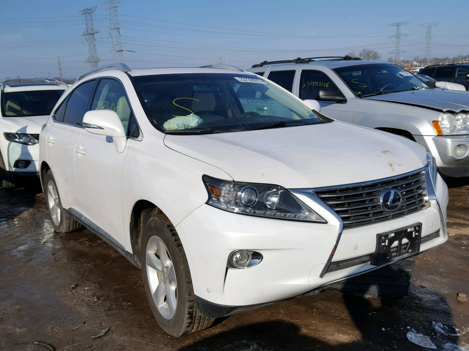 2013 LEXUS RX 350 3.5L