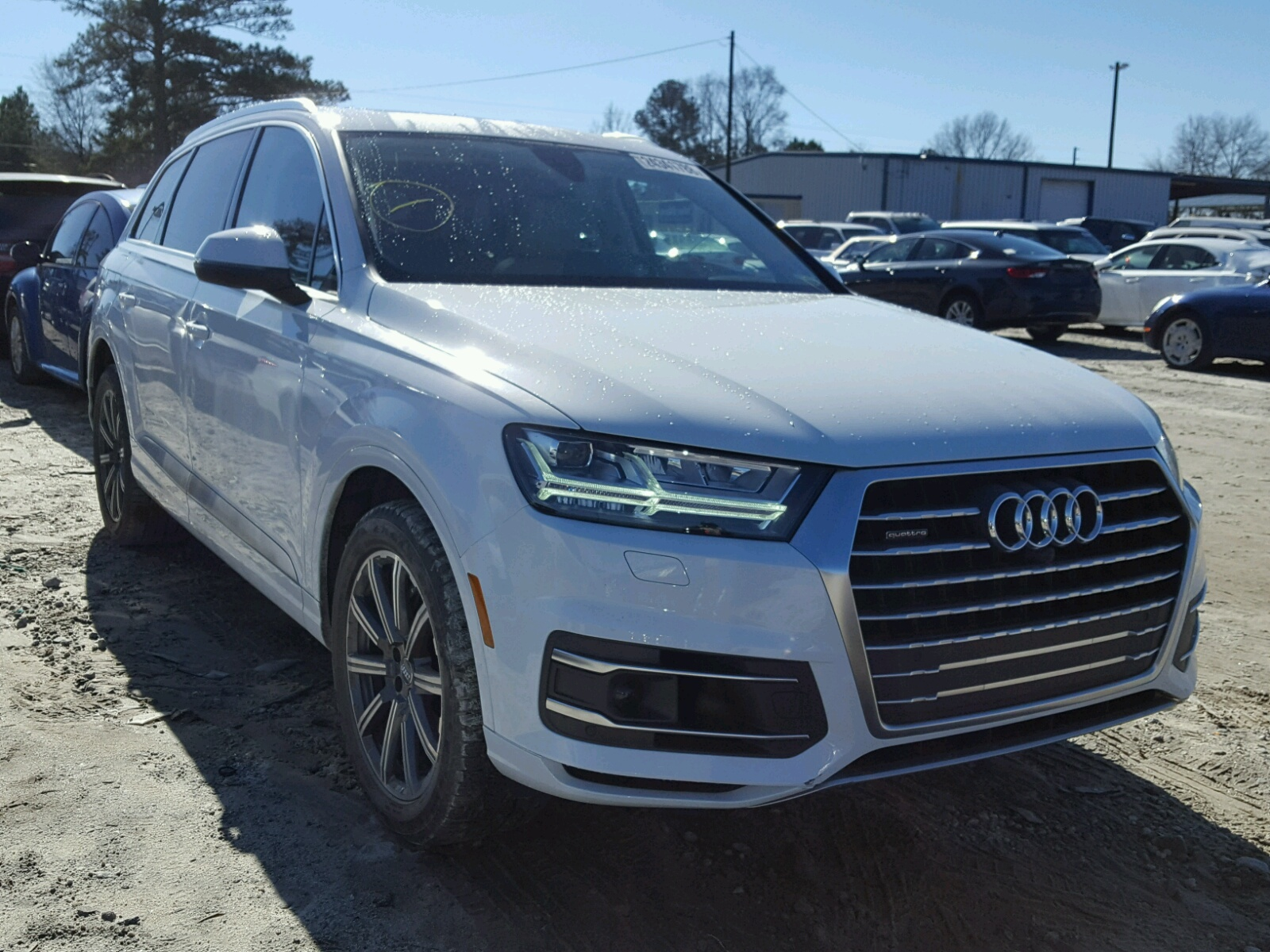 Auto Auction Ended on VIN: WAUML44E55N001433 2005 AUDI A8 in KY - LOUISVILLE