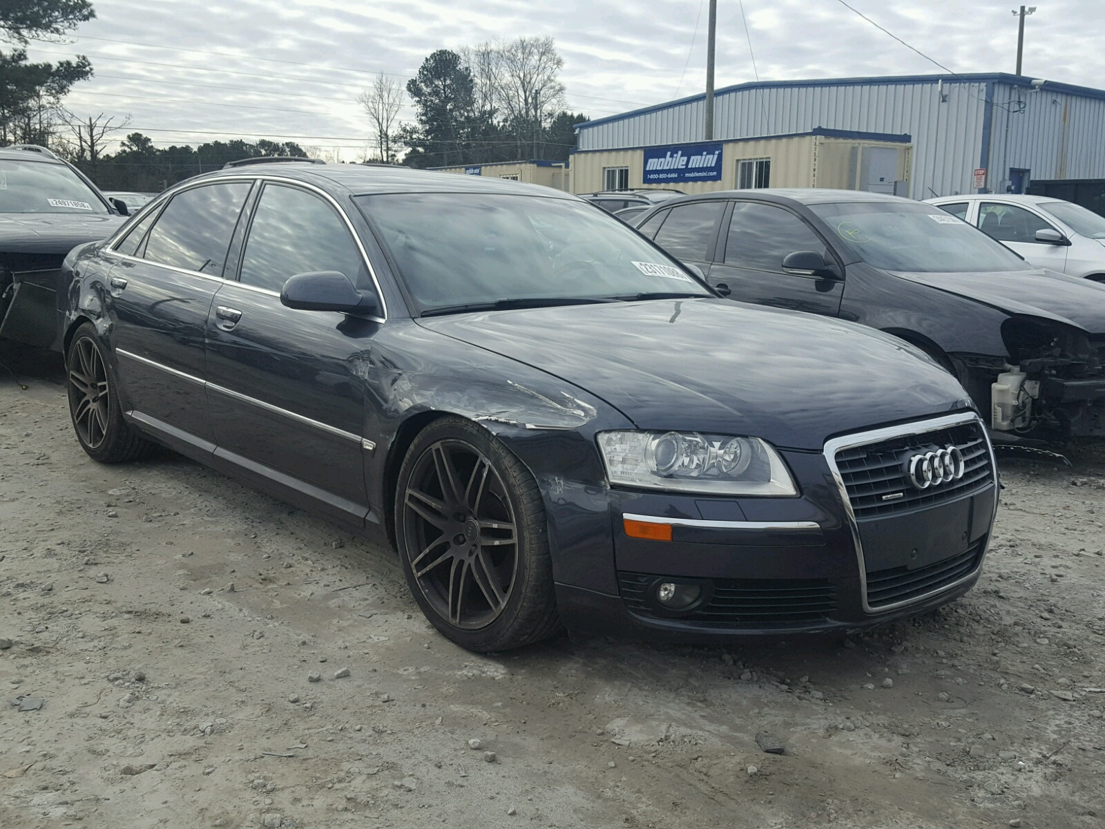 Salvaged AUDI For Auction AutoBidMaster - Audi car auctions