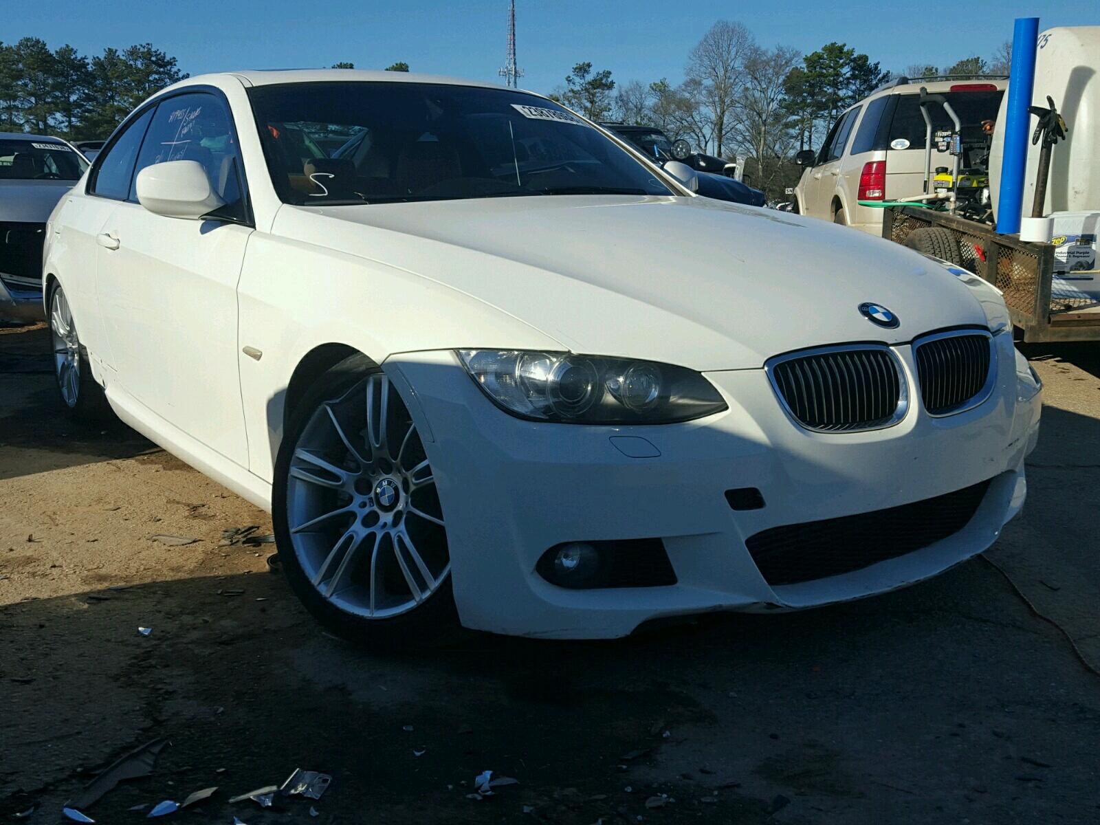 2010 BMW 335 I 3.0L