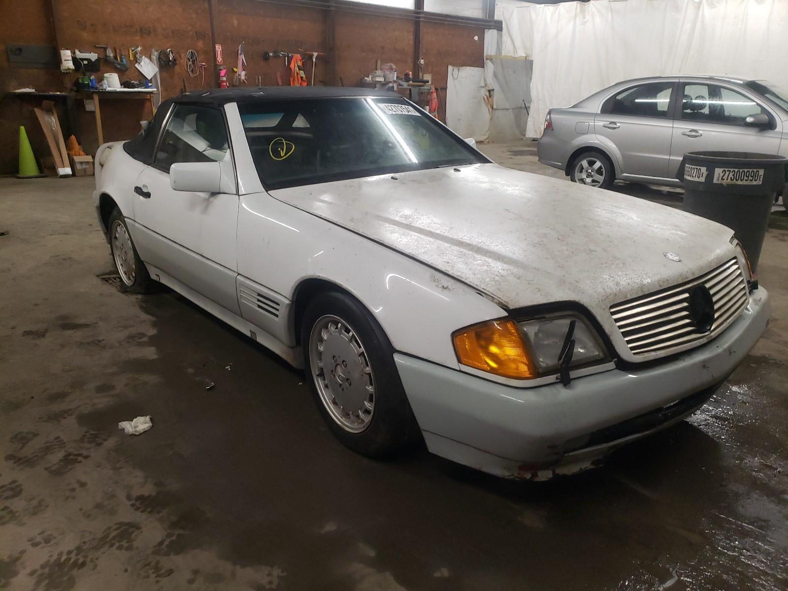 1991 MERCEDES-BENZ 300 SL - WDBFA61E9MF029342