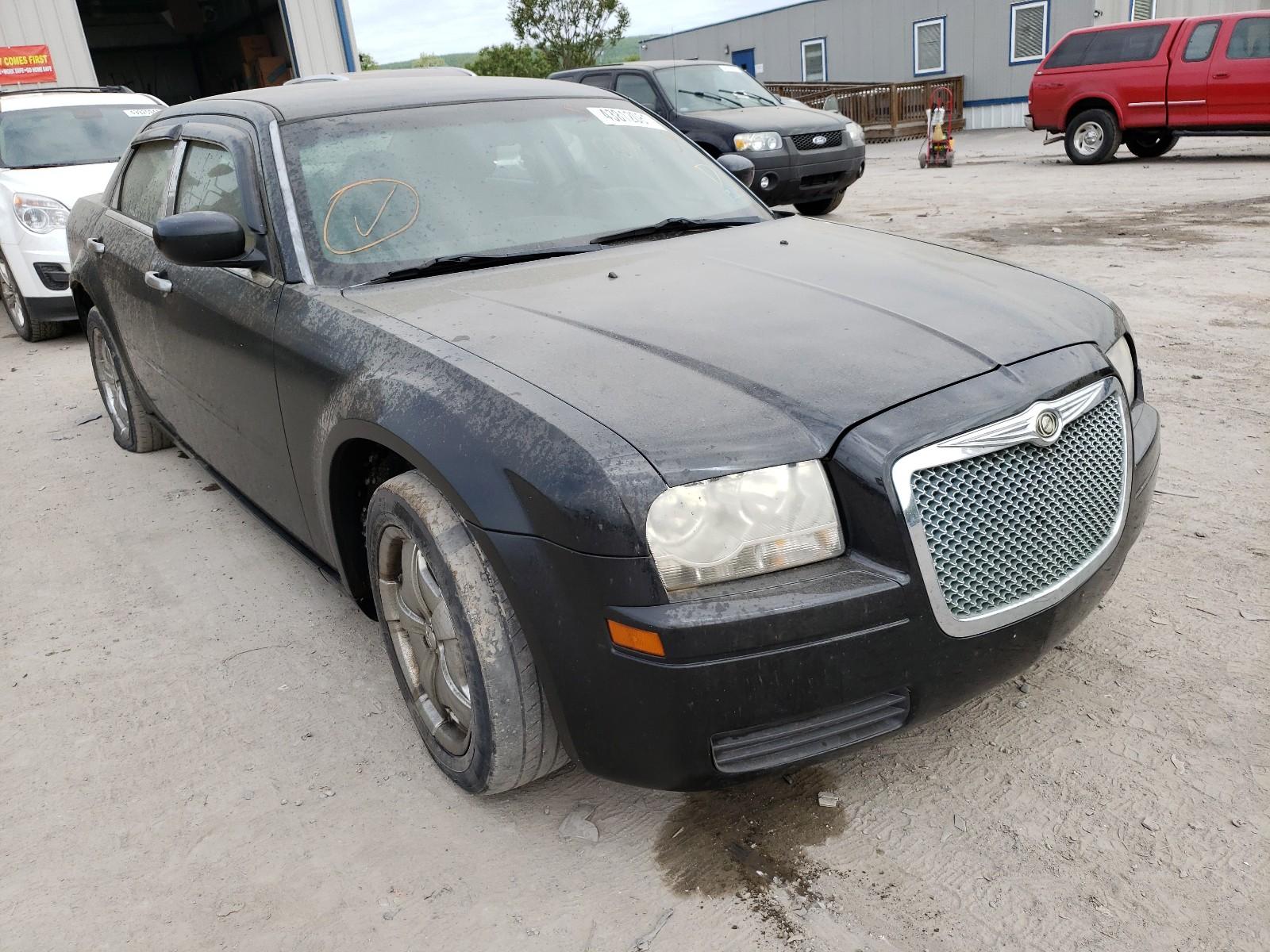2006 CHRYSLER 300 - 2C3LA43R16H250450