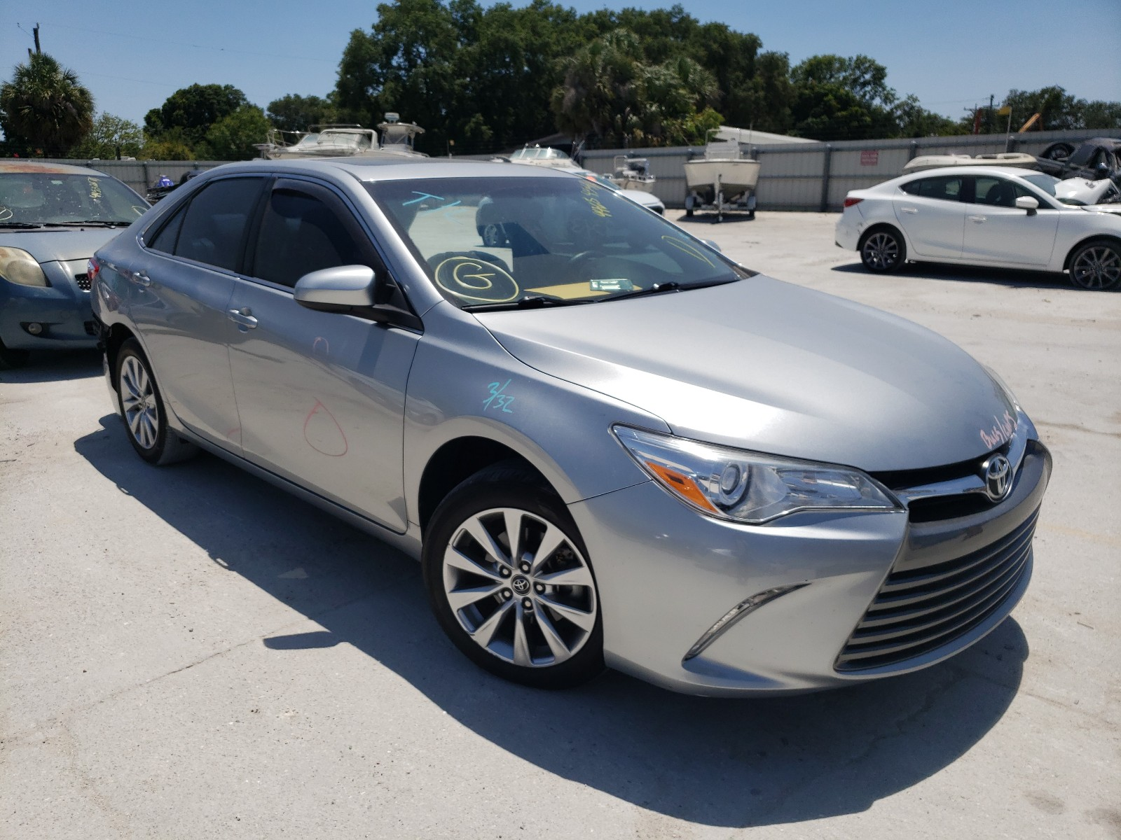 2017 TOYOTA CAMRY LE - 4T1BF1FK0HU706908