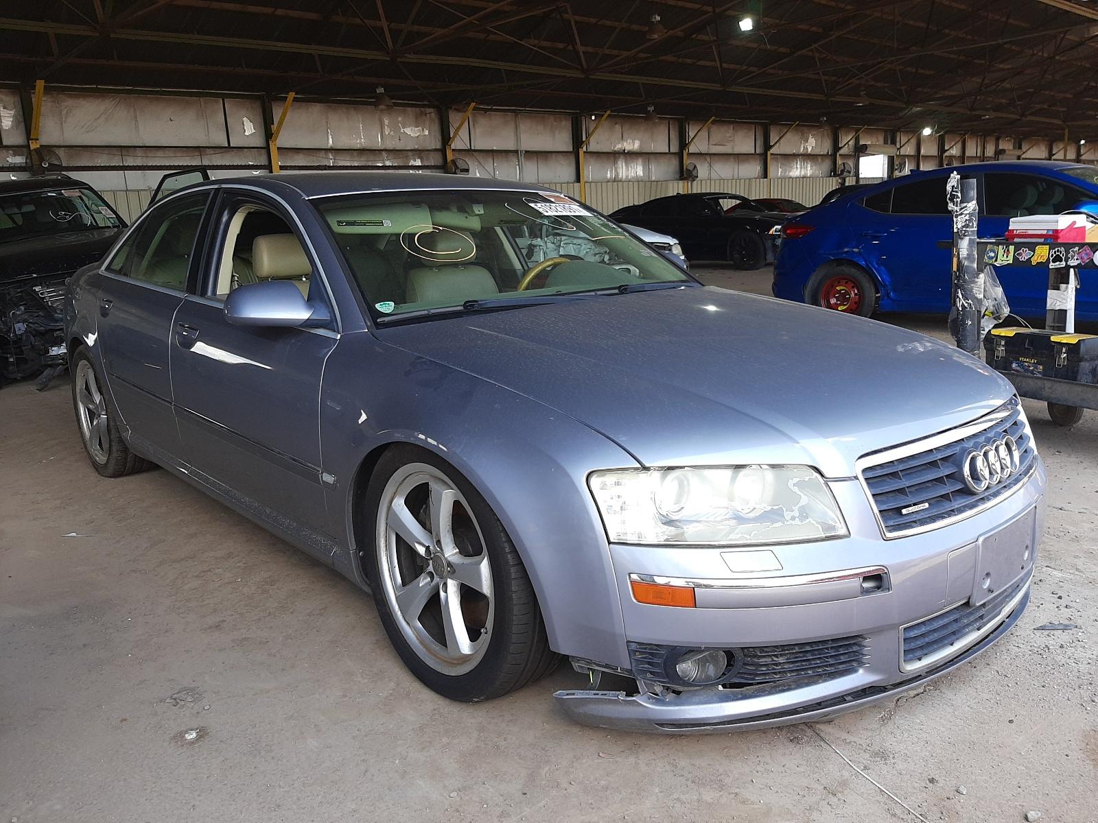 2005 Audi A8 4.2 Quattro