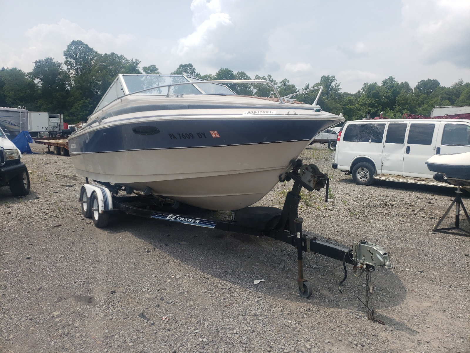 1986 Larson Boat