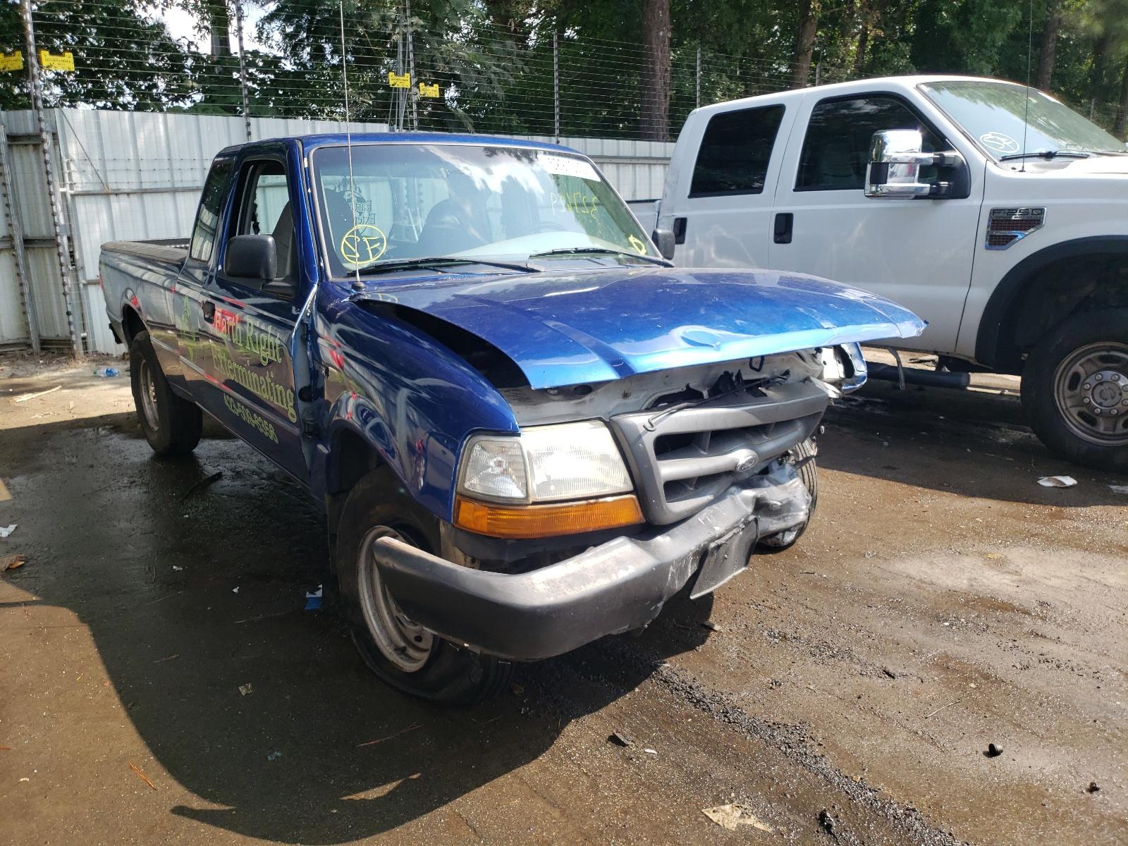 2000 Ford Ranger SUP