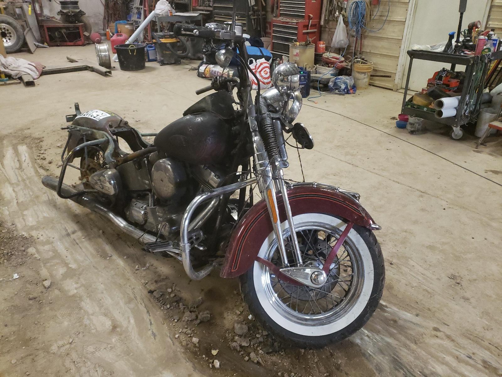 2000 Harley-Davidson Flsts