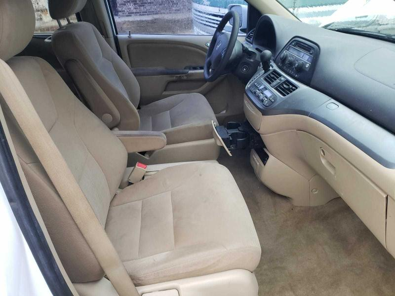 пригнать из сша 2010 Honda Odyssey Ex 3.5L 5FNRL3H56AB074333