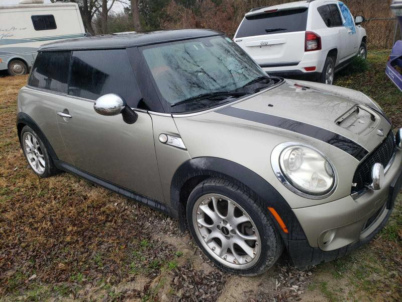 Salvage cars for sale from Copart Haslet, TX: 2007 Mini Cooper S