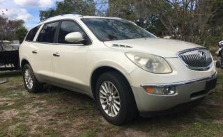 Used 2009 BUICK ENCLAVE - Small image. Lot 29731081