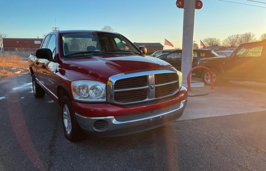 2007 Dodge RAM 1500 S for sale in Chatham, VA
