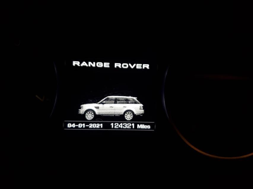 2013 LAND ROVER RANGE ROVE SALSK2D46DA805389