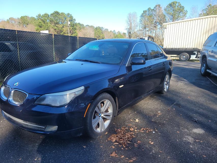 BMW 5 SERIES 2009 1