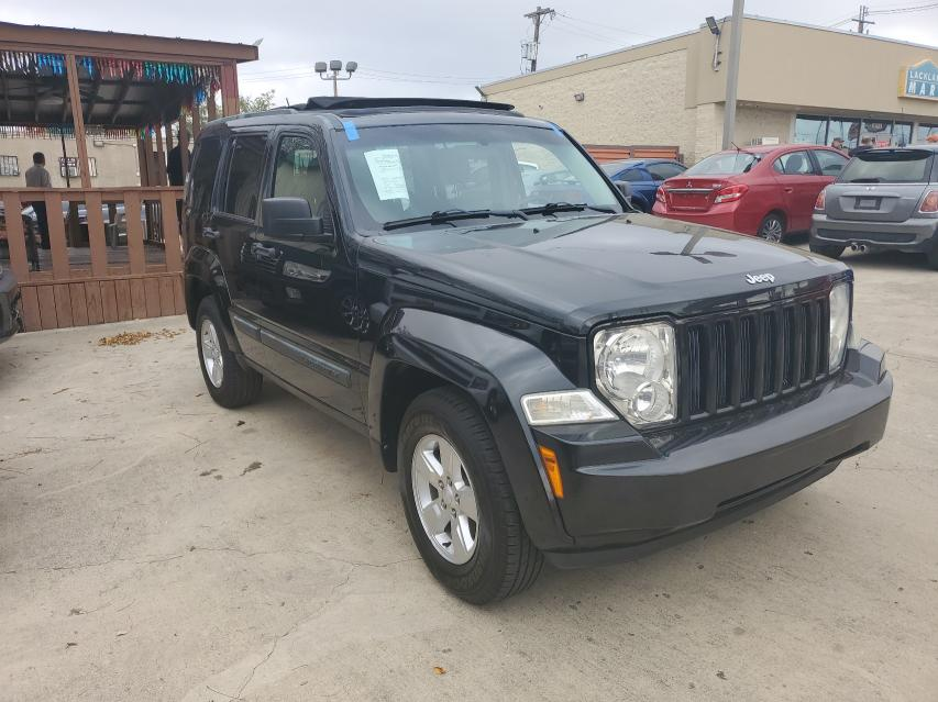 Salvage cars for sale from Copart San Antonio, TX: 2010 Jeep Liberty SP