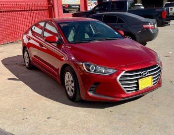 KMHD74LF8HU173608 2017 Hyundai Elantra Se 2.0L