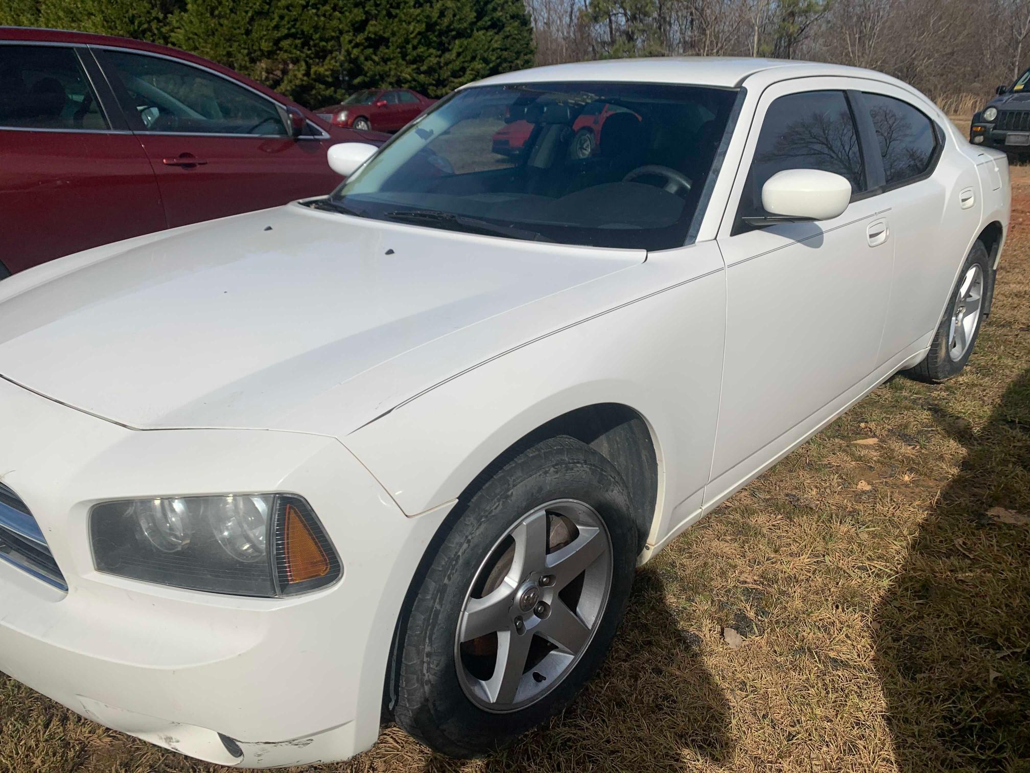 из сша 2010 Dodge Charger 2.7L 2B3CA4CD4AH143788