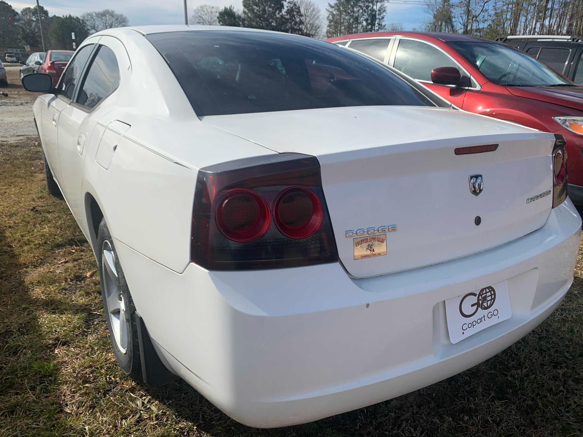 купить 2010 Dodge Charger 2.7L 2B3CA4CD4AH143788