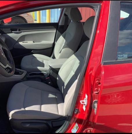 пригнать из сша 2017 Hyundai Elantra Se 2.0L KMHD74LF8HU173608