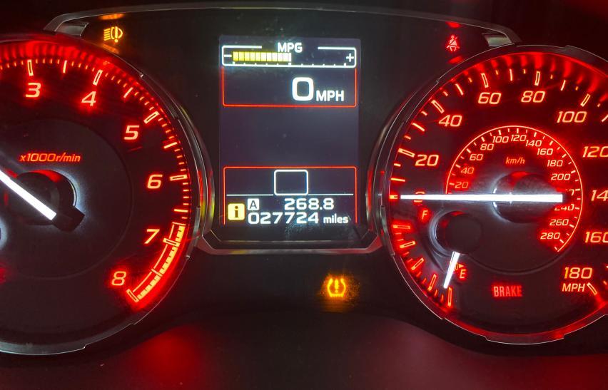 JF1VA1J65H9809339 2017 Subaru Wrx Limite 2.0L