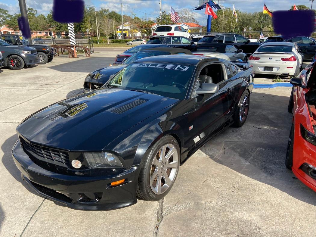 FORD MUSTANG 2006 1